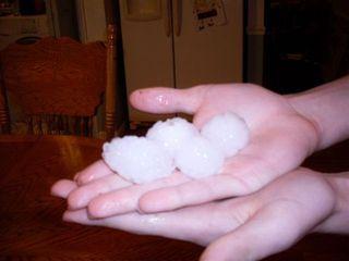 Hail storm 3