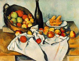 Cezanne.basket-apples