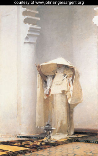 Fumee-D'Ambris-Gris, John Singer Sargent
