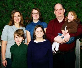 2009 family portrait 1