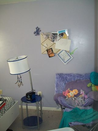 R's room (before), J's penguin project 003